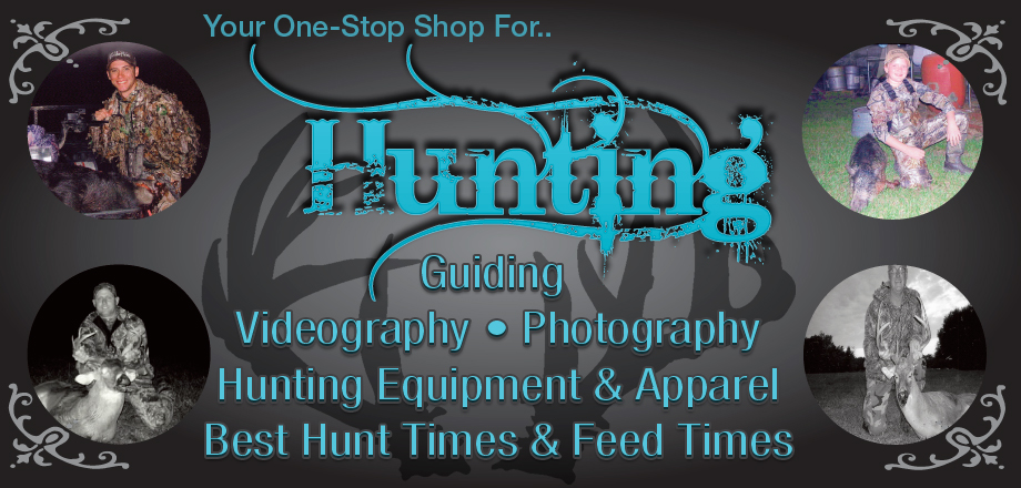 Your one-stop shop for hunting!